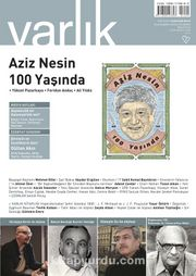 Varlık Aylık Edebiyat ve Kültür Dergisi Aralık 2015