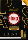 Pass 8. Sınıf Türkçe Soru Bankası
