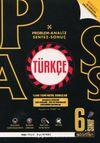 Pass 6. Sınıf Türkçe Soru Bankası