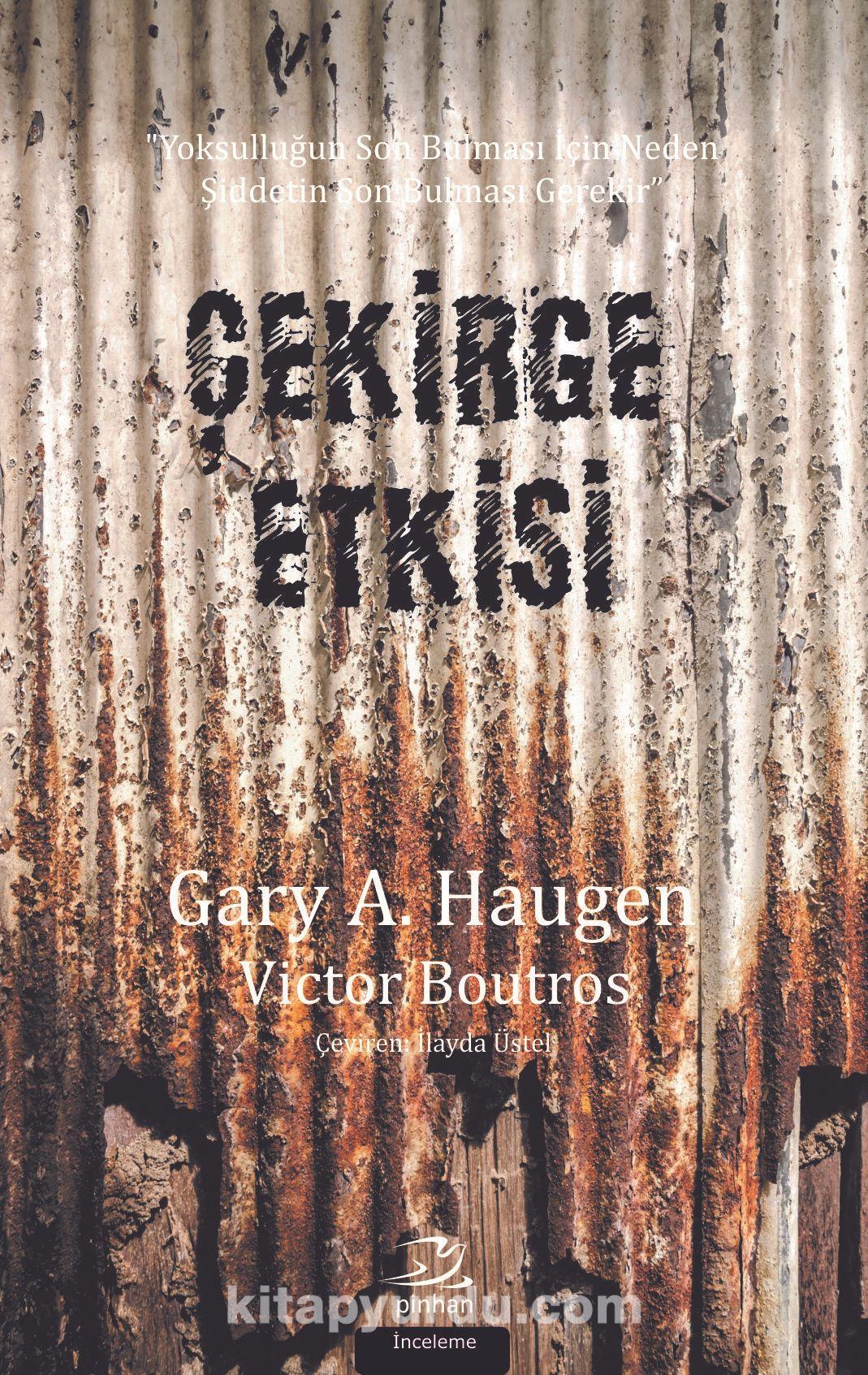 Çekirge Etkisi - Gary A. Haugen pdf epub