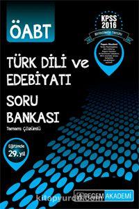 2016 KPSS ÖABT Türk Dili ve Edebiyatı Tamamı Çözümlü Soru Bankası - Kollektif pdf epub