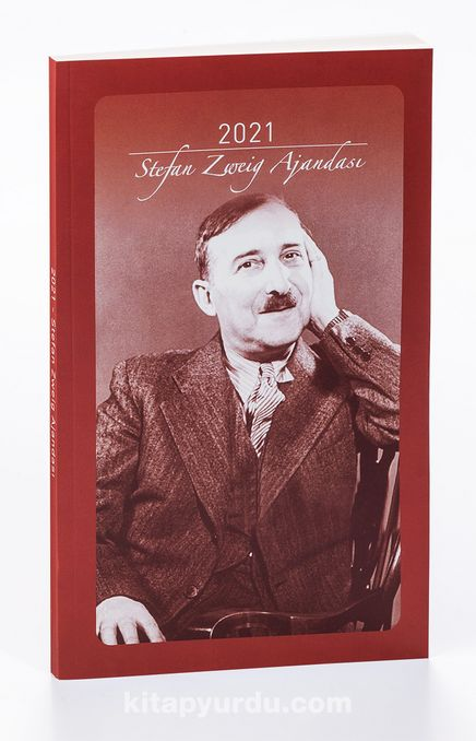 2021 Stefan Zweig Ajandası (Büyük Boy)