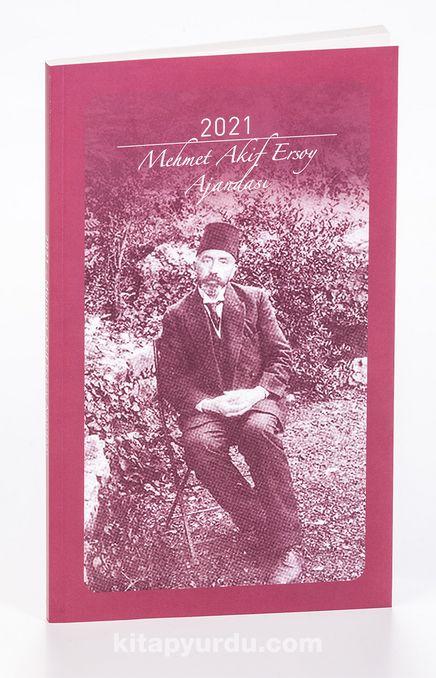 2021 Mehmet Akif Ersoy Ajandası (Büyük Boy)