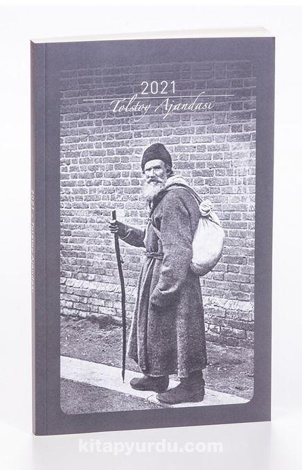 2021 Tolstoy Ajandası (Büyük Boy)