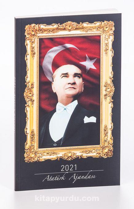 2021 Atatürk Ajandası (Büyük Boy)