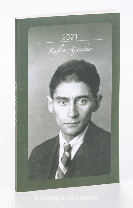 2021 Franz Kafka Ajandası (Büyük Boy)