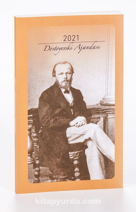 2021 Dostoyevski Ajandası (Büyük Boy)