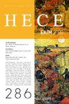 Sayı:286 Ekim 2020 Hece Aylık Edebiyat Dergisi