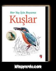 Her Yas Icin Boyama Kuslar Kollektif Kitapyurdu Com