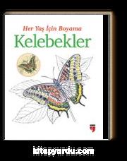 Her Yaş İçin Boyama - Kelebekler