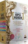 2016 KPSS Kampı KPSS Hukuk ve KPSS Kurum Sınavları Modüler Set (8 Kitap)