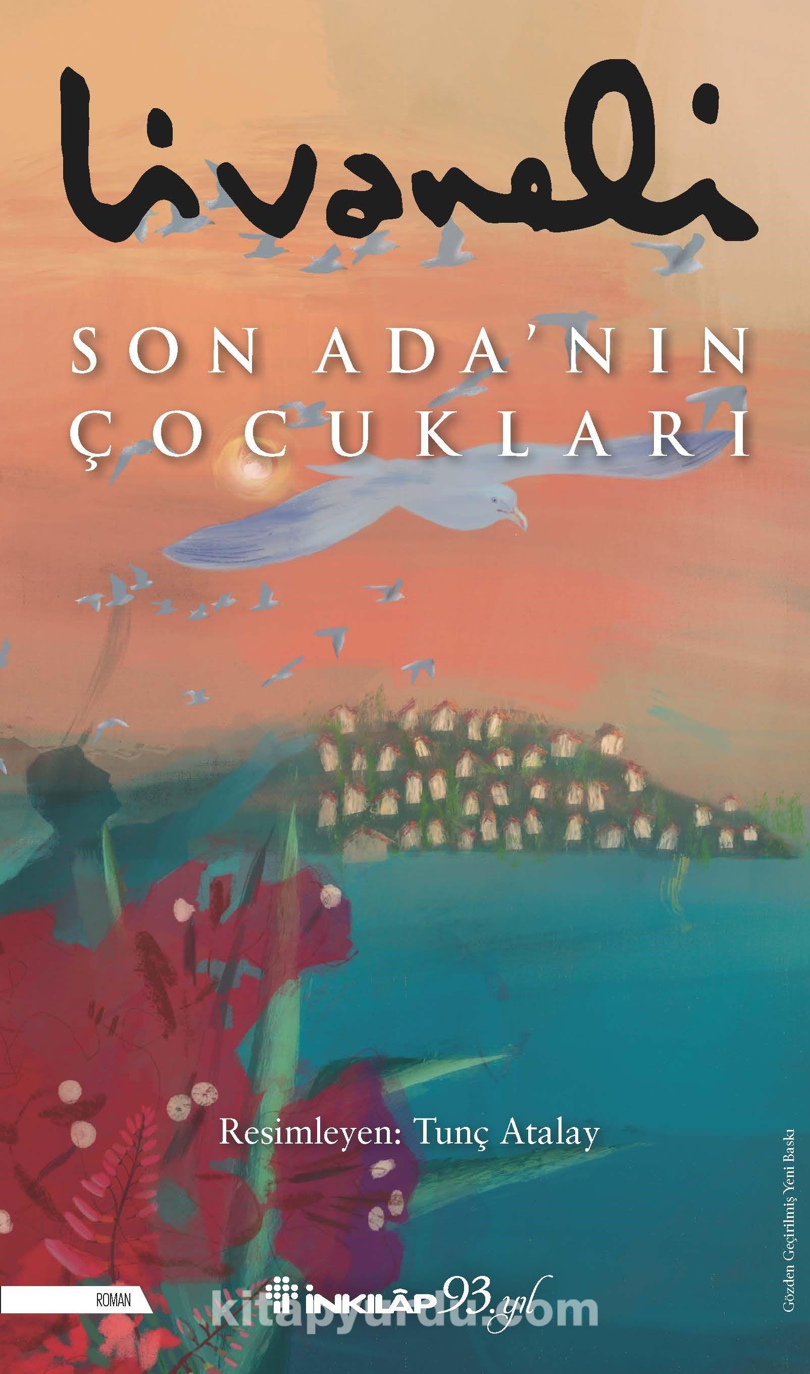 Son Ada'nın Çocukları PDF Kitap İndir