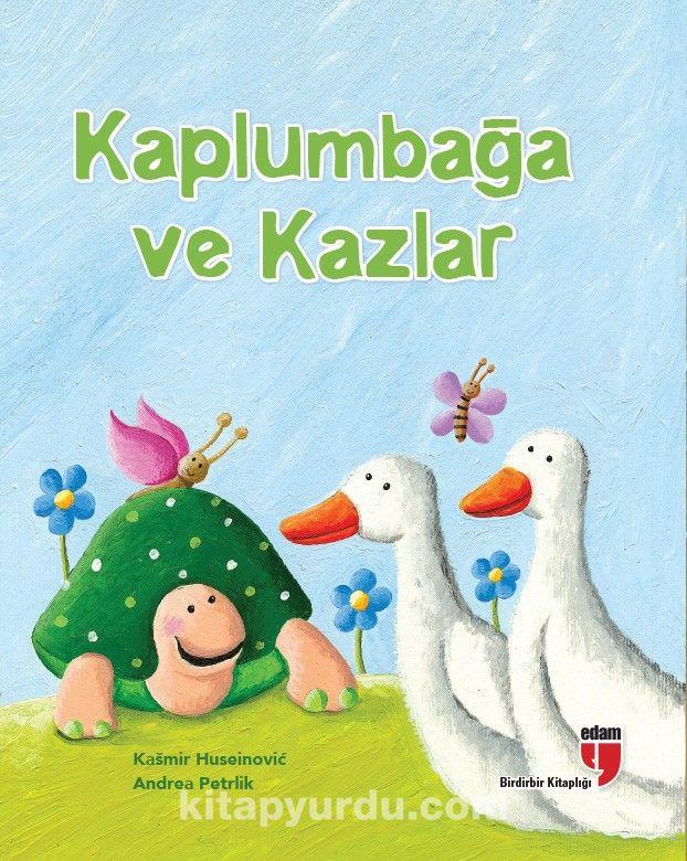 Kaplumbağa ve Kazlar - Kasmir Huseinovic pdf epub
