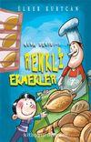 Renkli Ekmekler / Gıda Serisi 1