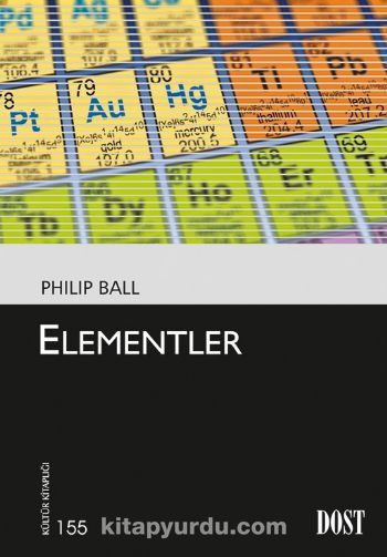 Elementler - Philip Ball pdf epub
