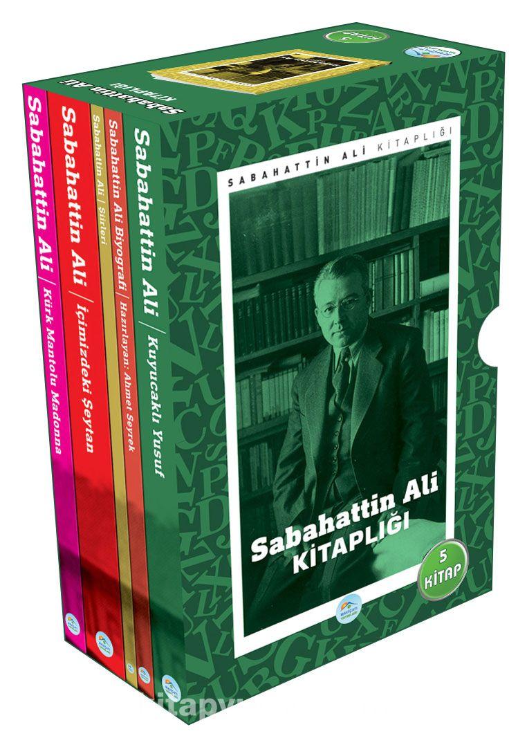 Sabahattin Ali Kitaplığı (5 Kitap) PDF Kitap İndir