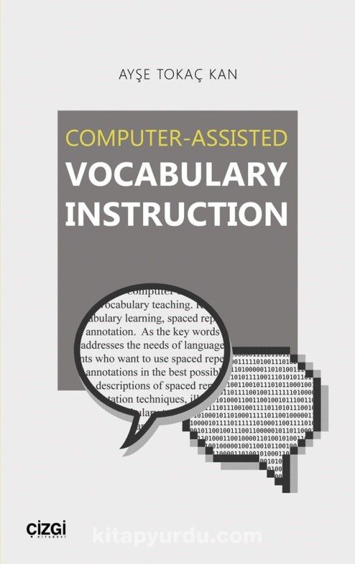 Computer - Assisted Vocabulary Instruction PDF Kitap İndir