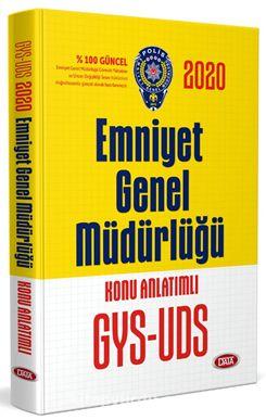 Emniyet Genel Müdürlüğü Gys - Uds Konu Anlatımlı  PDF Kitap İndir