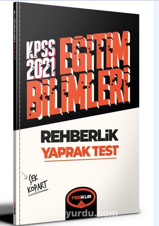 2021 Kpss Eğitim Bilimleri Öğretim Yöntem ve Teknikleri Çek Kopart Yaprak Test  PDF Kitap İndir