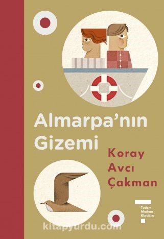 Almarpa'nın Gizemi  (Tudem Modern Klasikler Koleksiyonu) PDF Kitap İndir