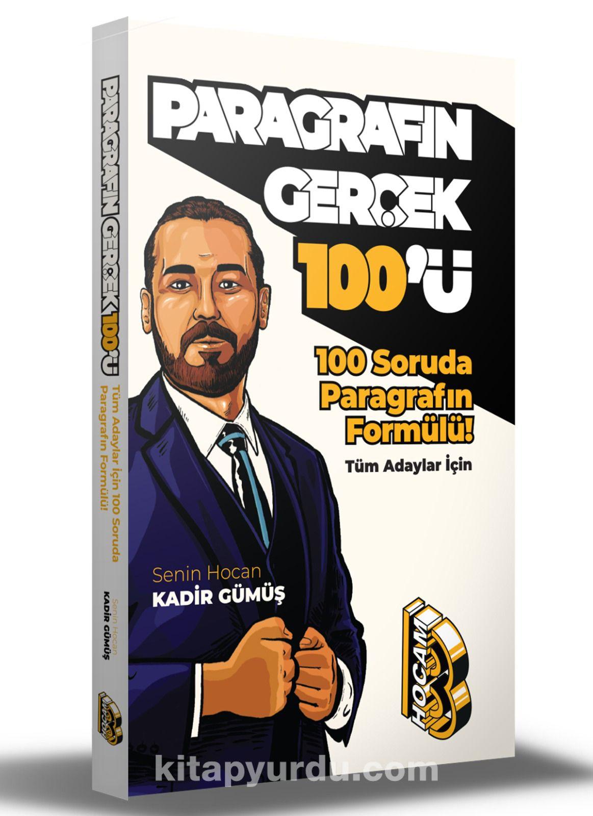 100 Soruda Paragrafın Formülü - Paragrafın Gerçek Yüzü PDF Kitap İndir