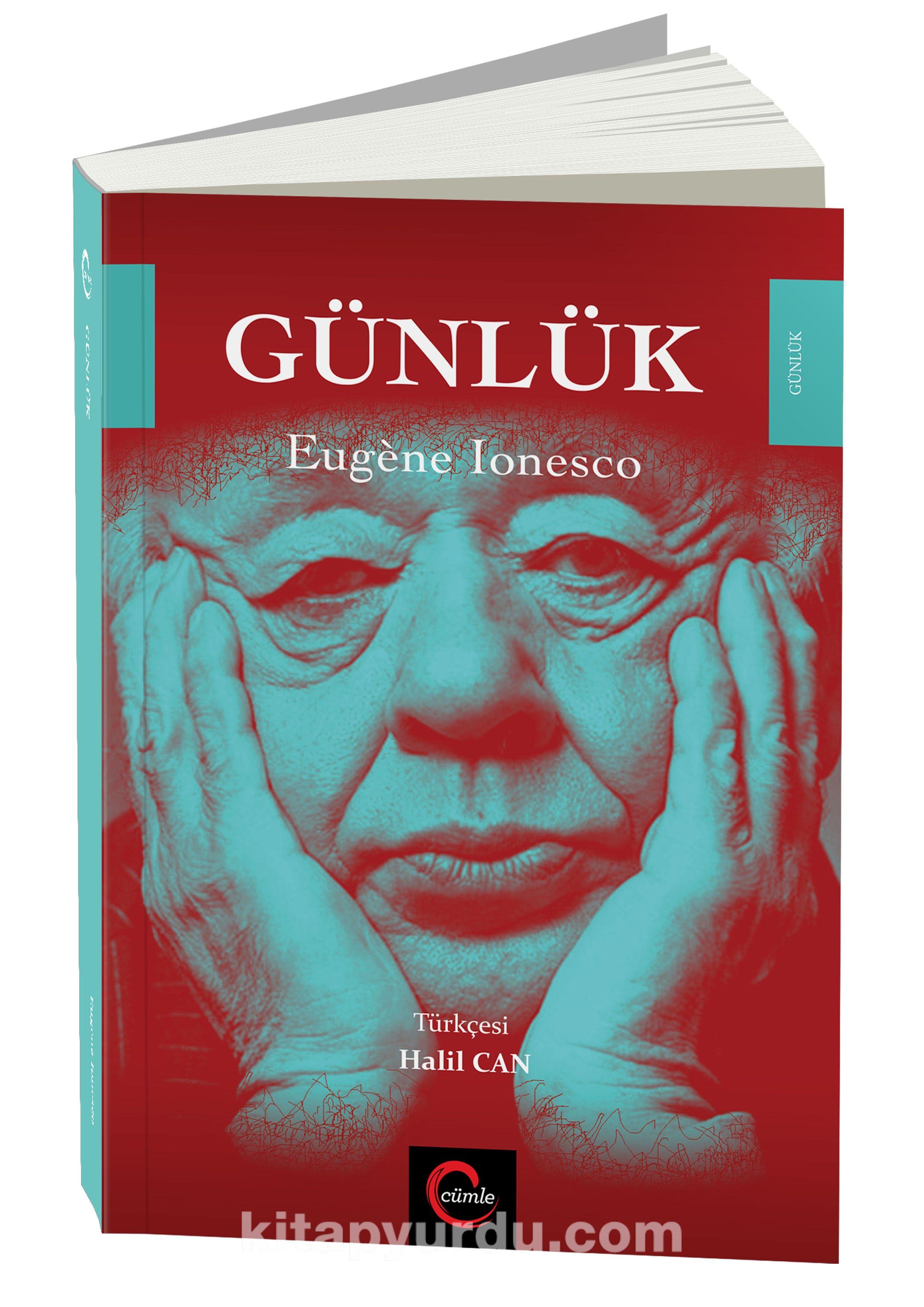 Günlük - Eugene Ionesco pdf epub