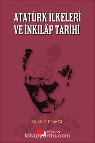 Atatürk İlkeleri ve İnkılap Tarihi PDF Kitap İndir