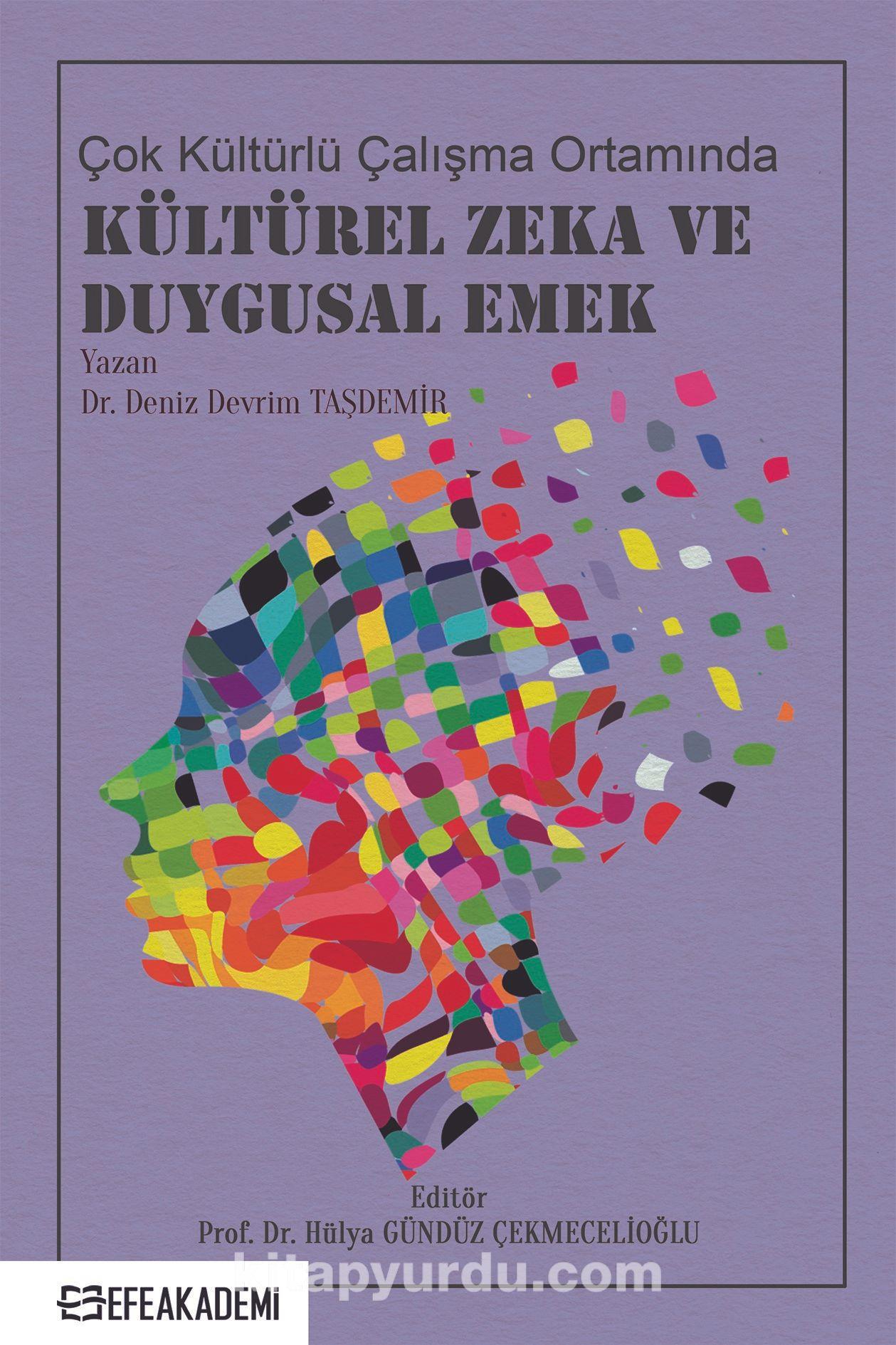 Çok Kültürlü Çalışma Ortamında Kültürel Zeka ve Duygusal Emek PDF Kitap İndir
