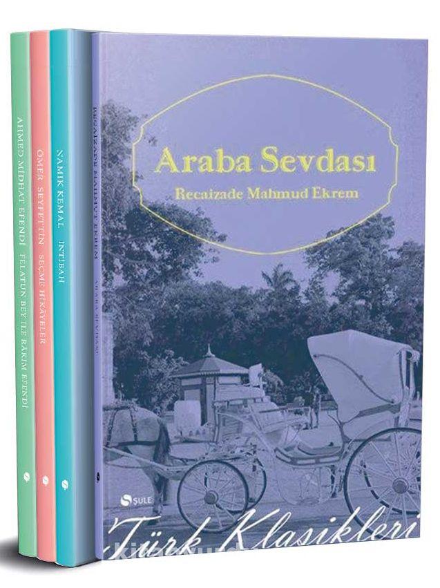 Türk Klasikleri Seti (4 Kitap) PDF Kitap İndir