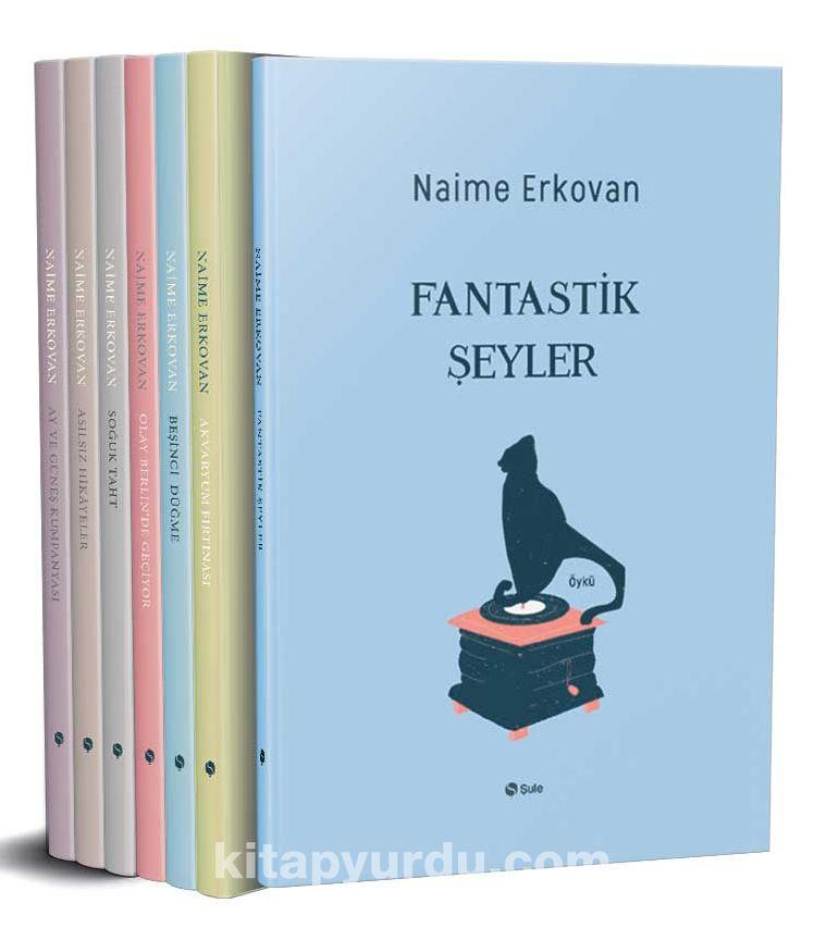 Naime Erkovan Seti (7 Kitap) PDF Kitap İndir
