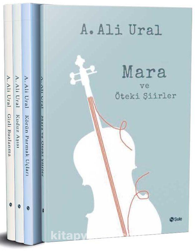 Ali Ural Şiir Seti (4 Kitap) PDF Kitap İndir