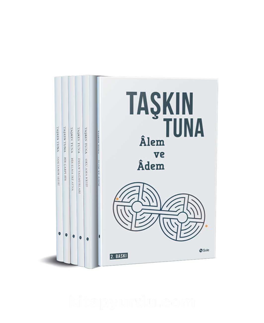 Taşkın Tuna Tasavvuf Seti (6 Kitap) PDF Kitap İndir