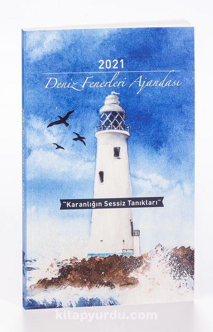 2021 Deniz Fenerleri Ajandası (Büyük Boy)