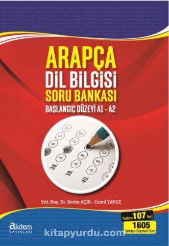 Arapça Dil Bilgisi Soru BankasıBaşlangıç Düzeyi A1-A2 - Kerim Açık pdf epub