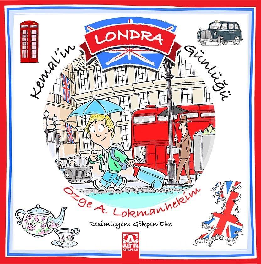Kemal'in Londra Günlüğü - Özge A. Lokmanhekim pdf epub