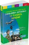 2016 Jandarma Astsubay 12 Fasikül Deneme