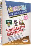 2016 KPSS ÖABT İlköğretim Matematik Eğitimi Alan Eğitimi Tamamı Ayrıntılı Çözümlü Soru Bankası