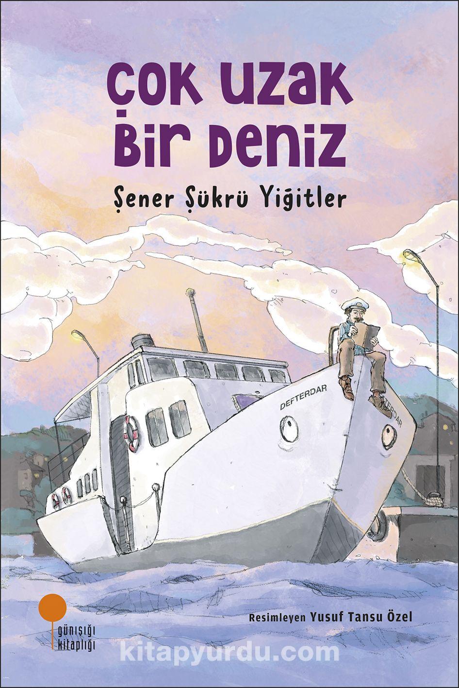 Çok Uzak Bir Deniz PDF Kitap İndir