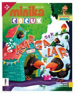 Minika Çocuk Aylık Çocuk Dergisi Sayı: 47 Kasım 2020