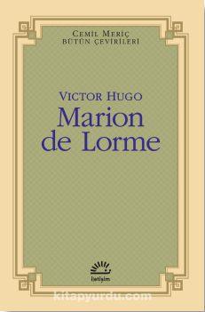 Marion de Lorme PDF Kitap İndir