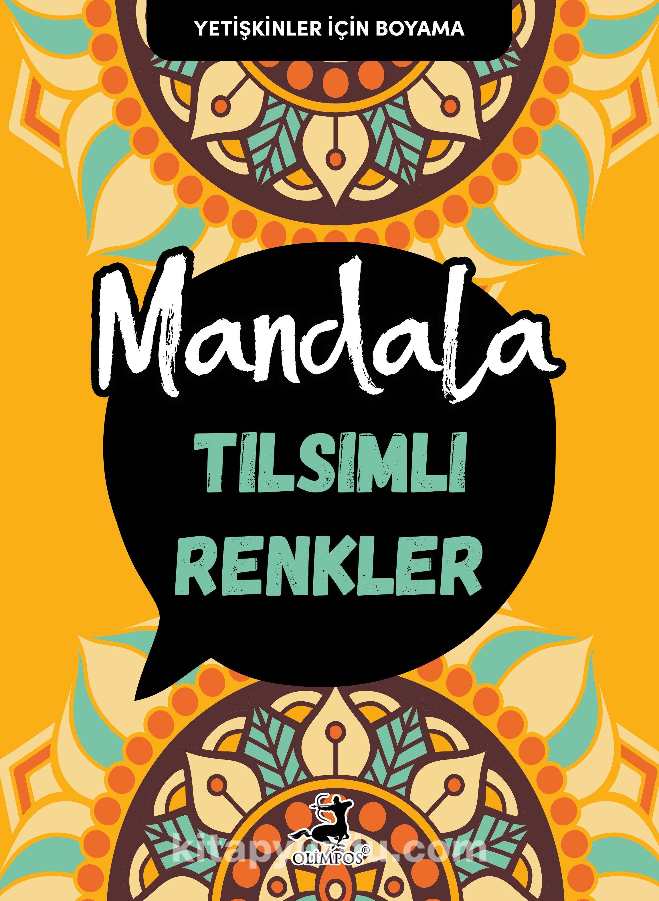 Mandala / Tılsımlı Renkler PDF Kitap İndir