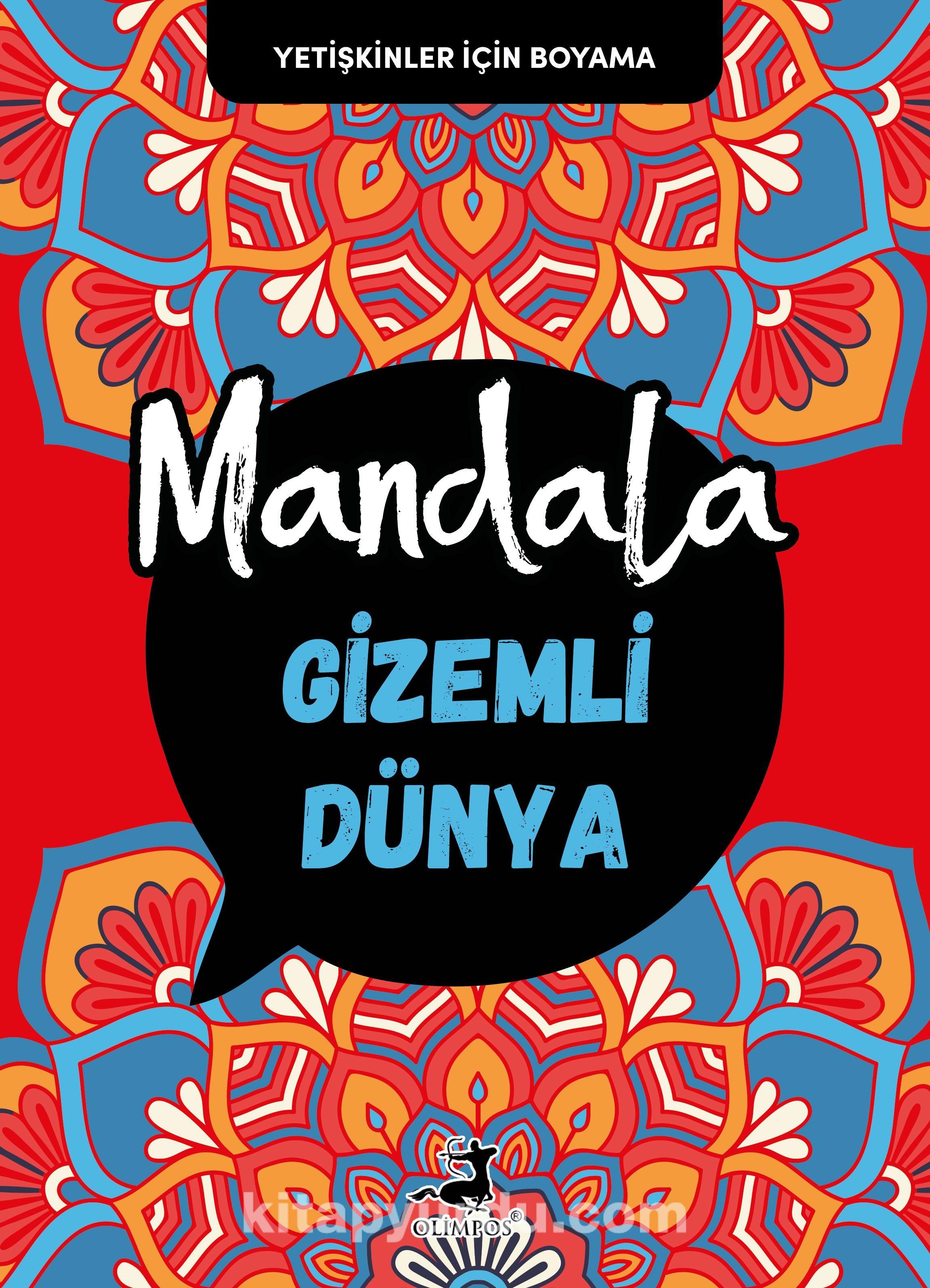 Mandala / Gizemli Dünya PDF Kitap İndir