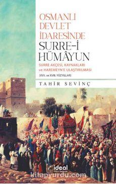 Osmanlı Devlet İdaresinde Surre-i Hümayun PDF Kitap İndir