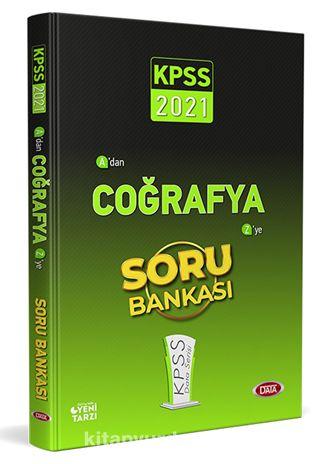 2021 KPSS Coğrafya Soru Bankası PDF Kitap İndir