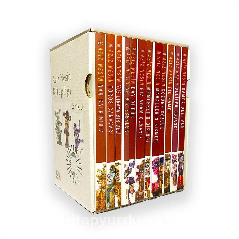 Aziz Nesin'den 12 Kitaplık Öykü Seti PDF Kitap İndir