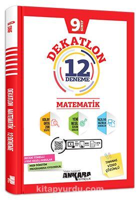 9. Sınıf Dekatlon Matematik 12 Deneme PDF Kitap İndir
