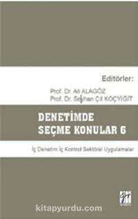 Denetimde Seçme Konular 6 PDF Kitap İndir