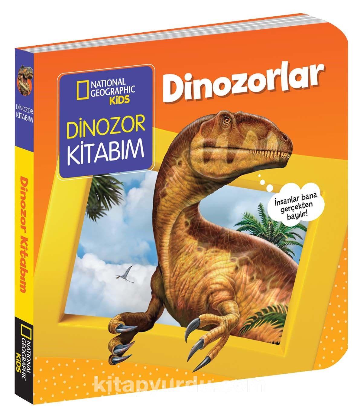 National Geographic Kids / Dinozorlar PDF Kitap İndir