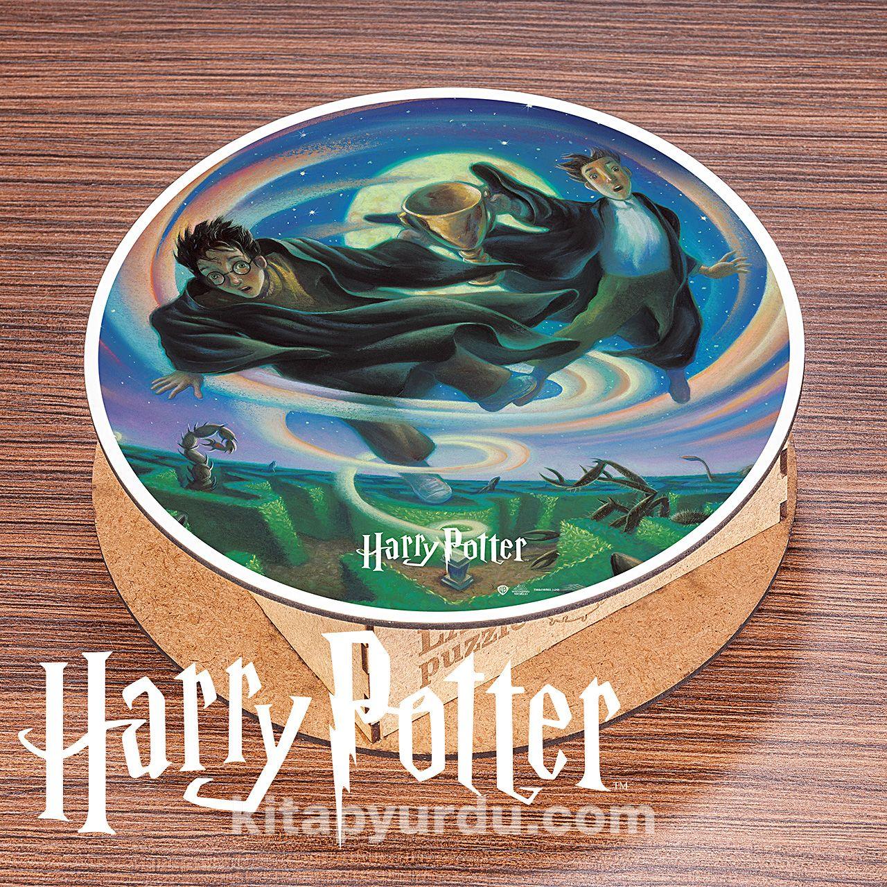 Harry Potter - Goblet of Fire Ahşap Lava Puzzle 300 Parça (KOP-HP267 - CCC) (Lisanslı Ürün) PDF Kitap İndir