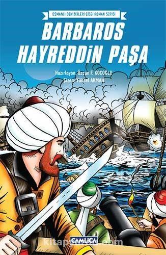 BarbarosHayreddin Paşa (Karton Kapak)